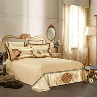 Solid Bed Sheet 100% Cotton Sheets Flat Sheet Queen King Size