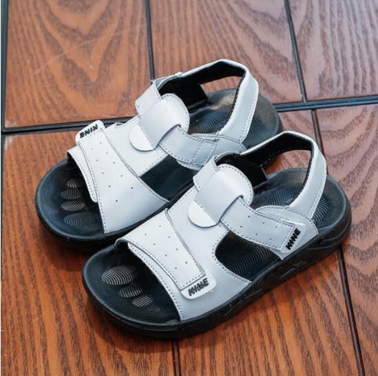 Children Summer Sports Sandals For Boys Casual Beach Sandals New Kids Soft Non-slip Sandals Boys Summer Shoes