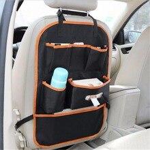 Мульти-карман Автомобиль Организатором заднем сиденье сумка для хранения Tissue Box стайлинга автомобилей телефон карман для Книги Планшеты Mobile напитки ключи