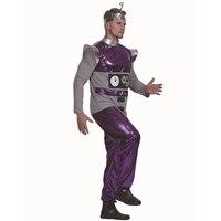 Mens Robot Adult Halloween Costume