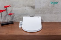 Tejjer смарт сиденье для унитаза подвижные форсунки очистки подогрев сидений Автоматическая дезодорации теплый воздух сушки ягодицы стираль