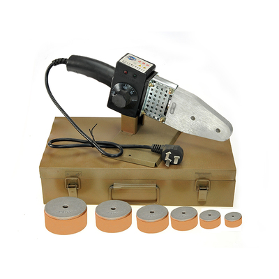 """600-800 Вт AC220V 20-63 мм """" PPR ПВХ ПБ ПЭ водопровод контроль температуры термосварки расплава разъем для машины сварочный аппарат - Цвет: 20-63mm"""