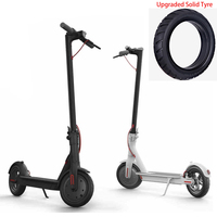 2pcs Xiaomi Mijia M365 Inflation Tube Tire Solid Tyre Non Pneumatic Electric Scooter Tire Vacuum Wheel