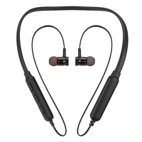 G10BL Stereo Bluetooth Sports Earphones Hands Free Neckband Noise Cancelling Wireless Earbuds support Answering Phone