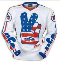 New MOTO cycling motorcycle sweatshirt long sleeve XC GP mountain bike off-road BMX DH T-shi
