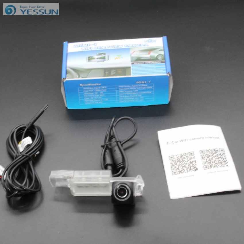 YESSUN samochód hd nowy bezprzewodowy kamera tylna dla Porsche Boxster 987 981 2008 ~ 2017 HD CCD Night kamera cofania