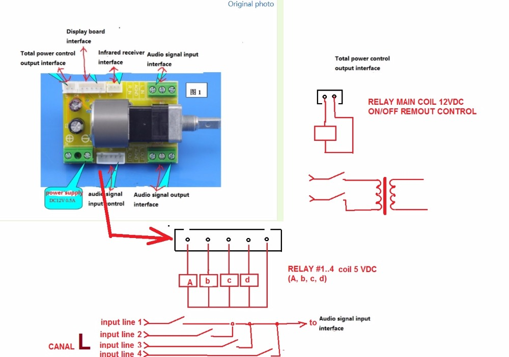 Wiring Diagram Remote Potentiometer - Wiring Diagram Read on