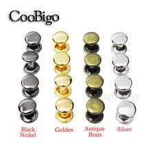 Rivets-Studs-Rapid Clothing Garment-Shoes Belt Craft-Bag Decor Pet-Collar Double-Cap