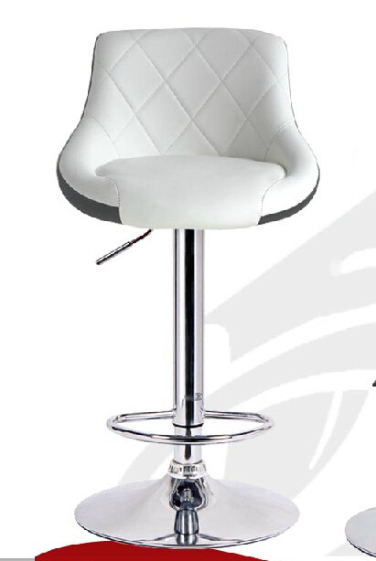 Fashion Simple Bar Chair Recreational Lift Chairs Stool Soft And Comfortable Pu H