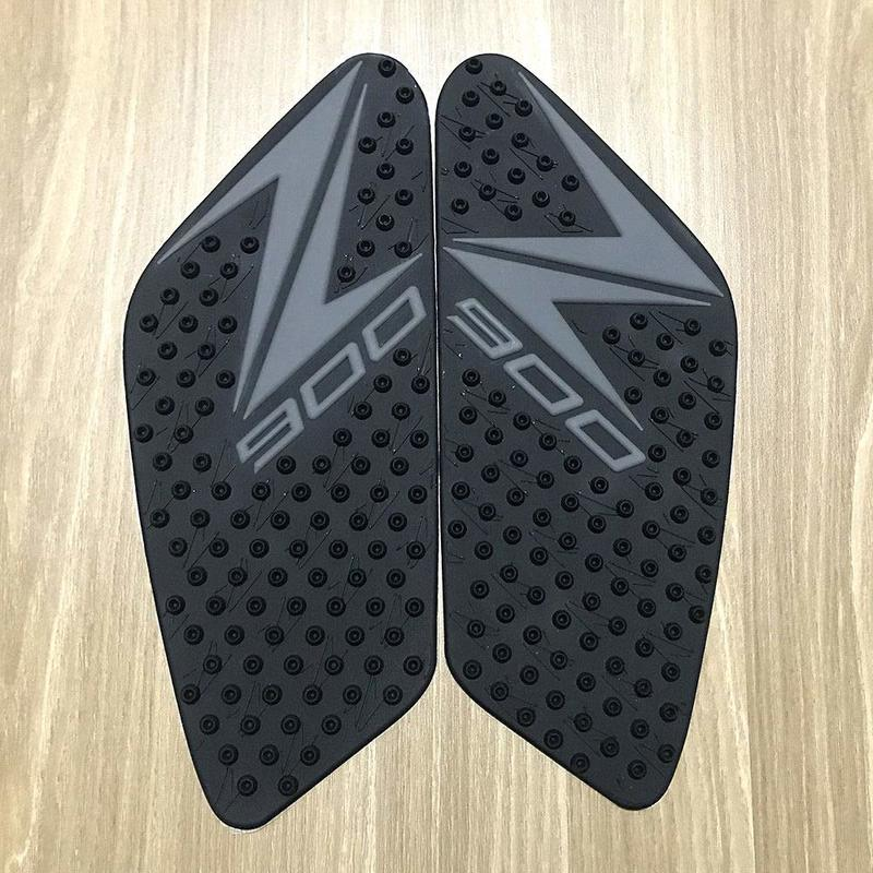 For Kawasaki Z900 2017 Motorcycle Protector Anti Slip Tank Pad Sticker Gas Knee Grip Traction Side 3M Decal Z 900 2017