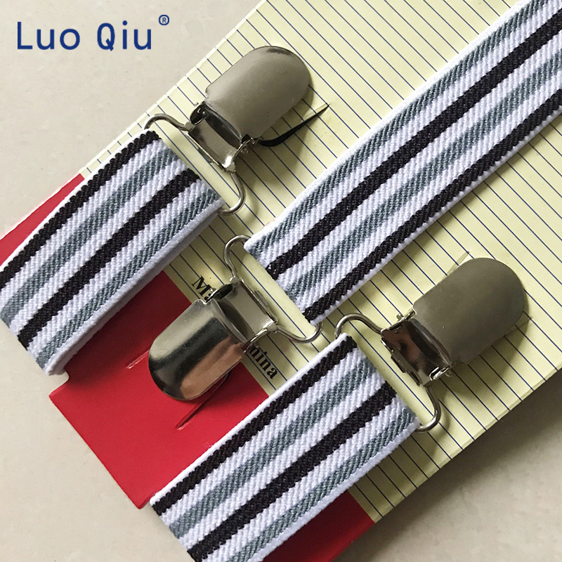 2019 New 1pc Belt Children Baby Boys And Girls Suspenders Clip-on Y-Back Braces Elastic Kids Suspenders