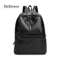 Do Dower Women Backpack Pu Leather School Bags Teenagers High Quality Backpacks Women 2017 Shoulder Bag