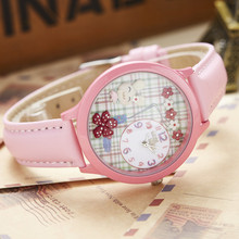 New Bunny Wristwatch For Kids