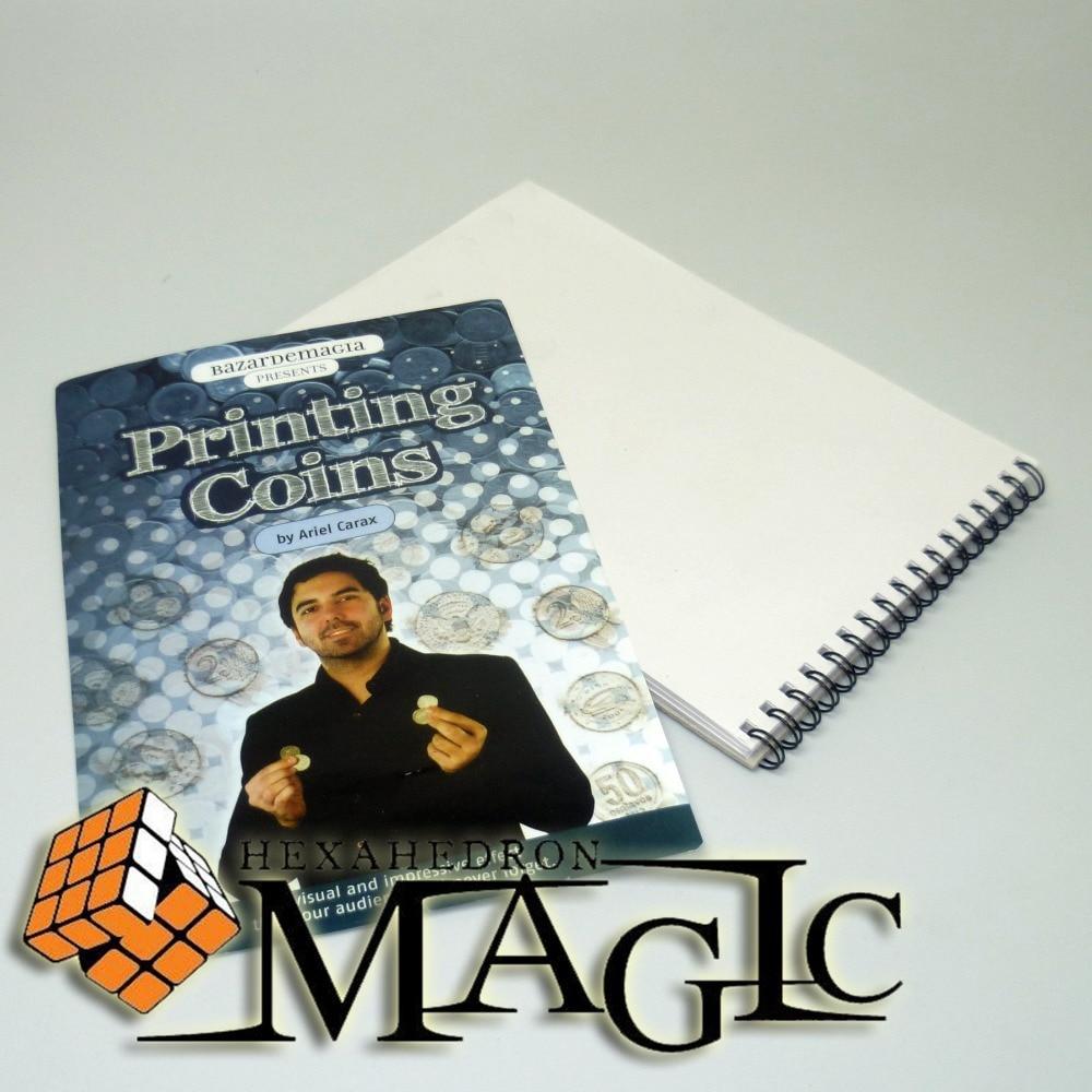 Druck Münzen mit Gimmick durch Ariel Carax und Bazar De Magia/close-up professionelle...
