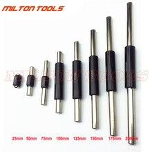 25 мм, 50 мм, 75 мм, 100 мм, 125 мм, 200 мм, микрометр, внутренний диаметр, внешний диаметр, Калибровочный блок