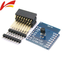 ESP8266 and DS18B20 sensor and MIcropython example - esp8266 learning
