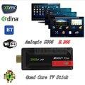 2016 MK809IV Mini PC Android 4.4 TV Stick Inalámbrico Quad Core RK3128 2G/8G XBMC HDMI Bluetooth 4.0 WiFi DLNA android Smart tv caja