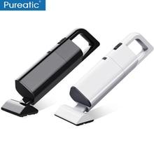 все цены на Portable Car Electric Vacuum Cleaner Handheld 12V 120W One Key Dust Clean Dry Wet Dual Use Powerful Wired Car Vacuum Cleaner онлайн