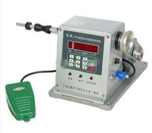 Brand New Computer Controlled Coil Transformer Winder Winding Machine 0.03-0.35mm
