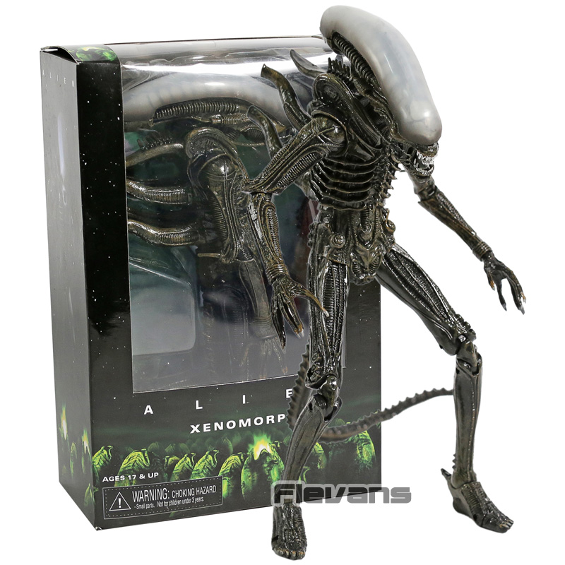 NECA <font><b>Alien</b></font> <font><b>1979</b></font> Xenomorph PVC Action Figure Collectible Model Toy image