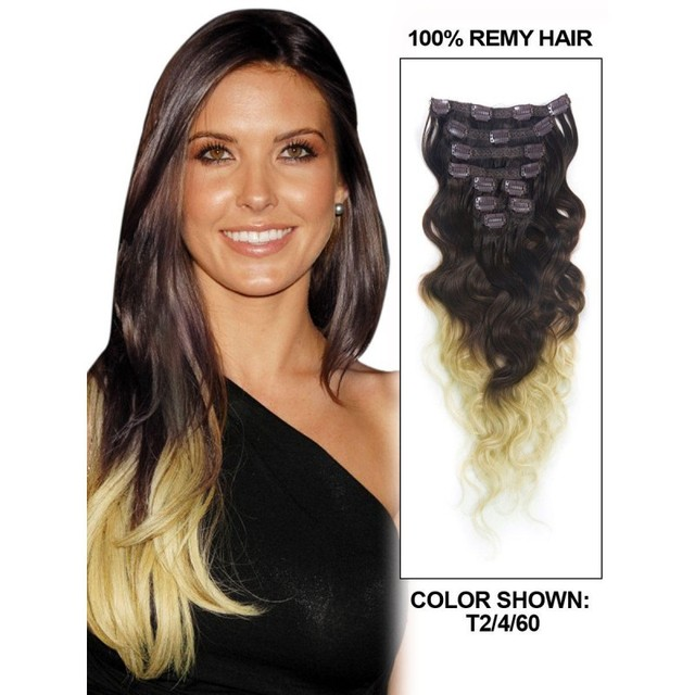 Highlighting Hair Extensions Online Hot Sellingombre 3 Tone Color