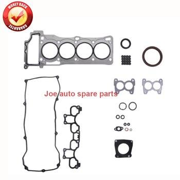 QG16 QG16DE Motore Completo guarnizioni set kit per Nissan Sunny NEO N16 Primera P12 Sentra N16 Scala Almera 1.6L 10101-8M027 101018M027