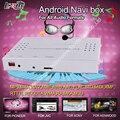 Gps-навигация коробка для pioneer kenwood DVD, gps навигатор использовать оригинальный сенсорный экран (Разрешение 800*480) бесплатная карта