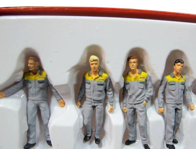 "1:6th Explosive Ordinance Disposal Unit Head Sculpt F12/"" Male Action Figure"