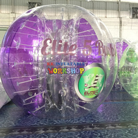 Inflatable PVC Bumper Ball Body Zorb Bubble Soccer for Park Party Beach Picnic Outdoor Children Adult Toy