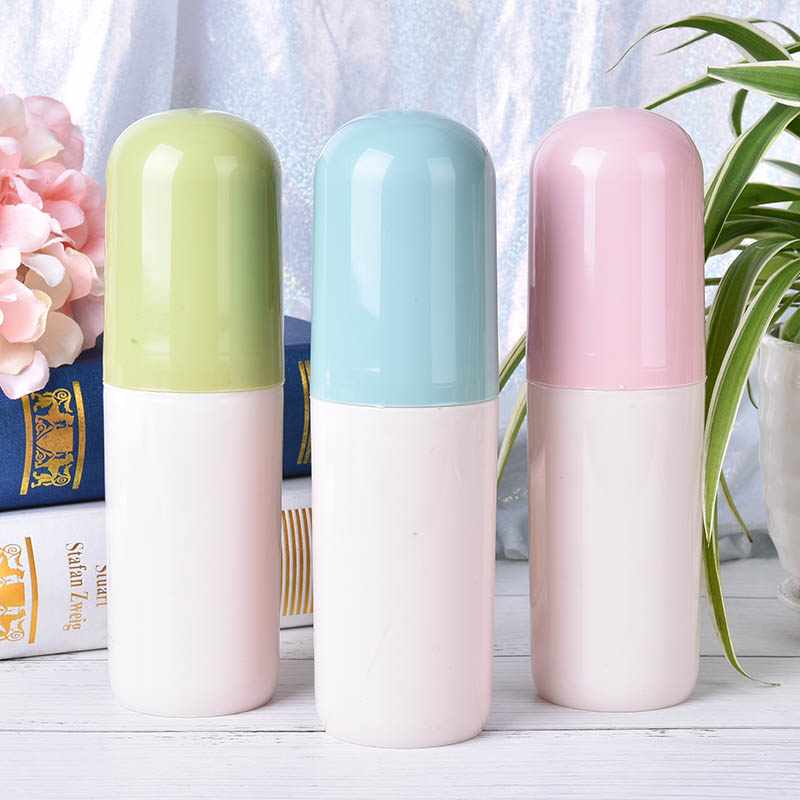 Portable Toothbrush Holder Box Protect Toothbrush Case Cover Travel Outdoor Toothbrush C ...