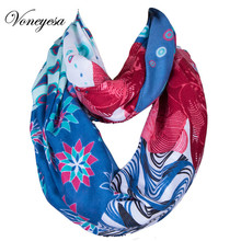Fashion Women Scarf Spain Brand Scarf  Large Scarf  High Quality Women Loop of Warp  Scarves  Free Shipping RO1750328