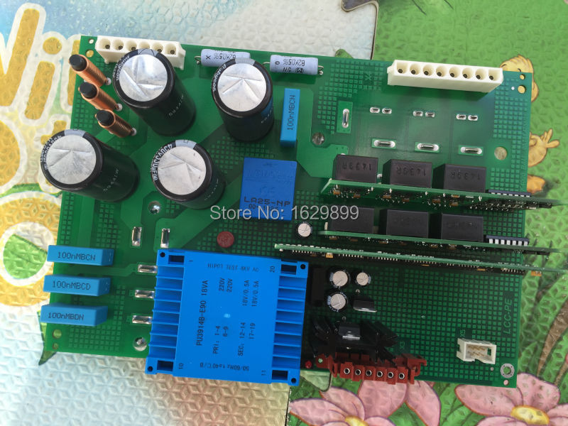 2 pieces free shipping M2.144.2111, 00.785.0031 klm4 board