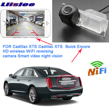 LiisLee  Car the new Rear View Parking Reverse Back Up wireless hd Camera for cadillac xts buick encore For OPEL Mokka CCD+HD