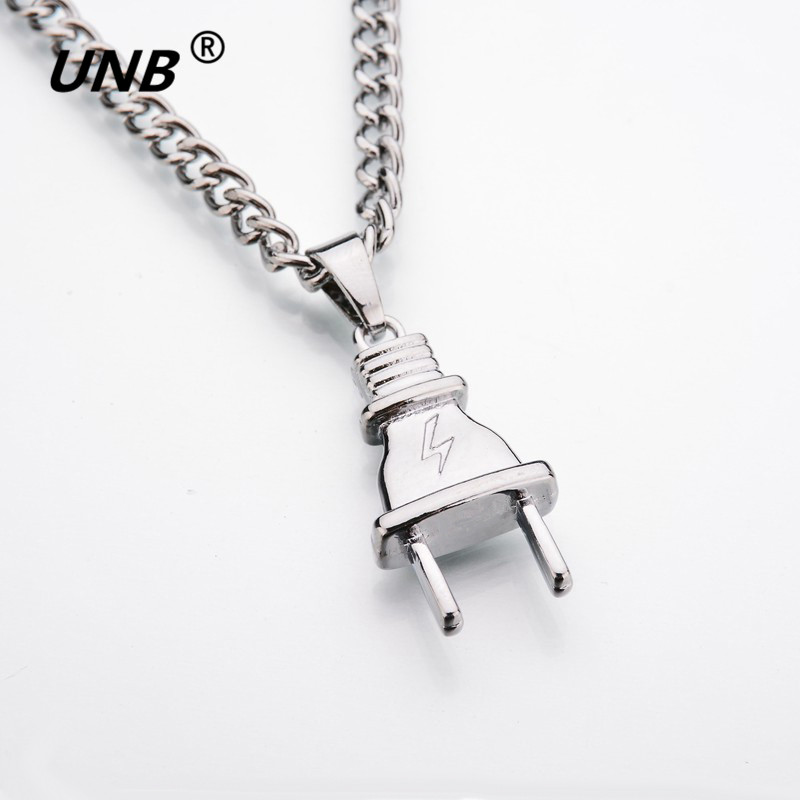 Plug necklace 3
