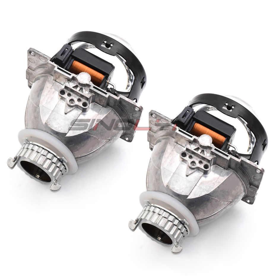 Upgrade 3 0 D2S 4 0 Bi-xenon Projector Lenses Car Accessories For H4  Headlight Retrofit Automobiles DIY Brighter Than Koito Q5
