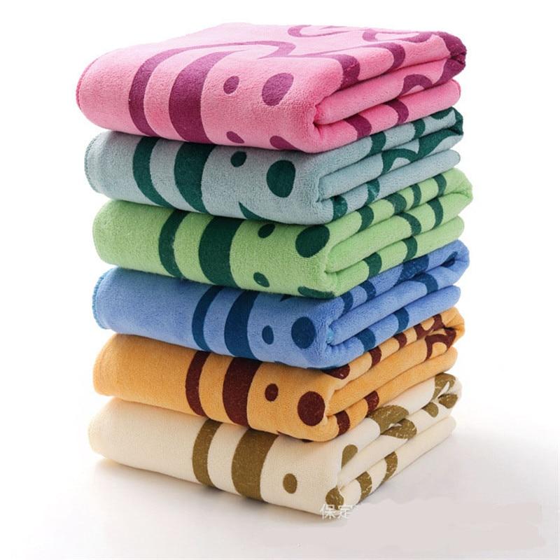 3pcs/lot 25*25cm Cute Baby Superfine Fiber Towel Kid Bath Towel Washcloth Square Towel Children Kitchen Bathroom Wipe Wash Cloth
