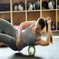 Foam shaft massage muscle relaxation exercise training roller roller mace Yoga column thin leg PRA roller column