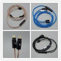 Westone kulaklık Için Mic Uzaktan Ile Kablo ES3X ES5 UM2 UM3XRC UM3x W4R 4 LN005016