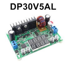 DP30V5AL Voltmeter  Voltage Constant  current Step-down Power Supply Programmable Voltage Regulator Converter ammeter 17%off