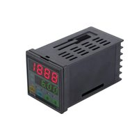 90 260V AC/DC Digital Timer Countdown Time Counter for Industrial Chronograph Relay Output 1 Alarm