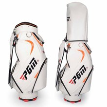 CRESTGOLF PU Golf Bag For Women Standard Bag Durable Waterproof Golf club Bag Golf Training Equipments practice golf package цена
