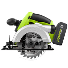 цена на Electric circular saw woodworking tools circular saw electric wu531.9l lithium battery cutting 6 inch 20 volts