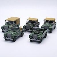Öncüler 1:43 Guard Jeep Bitmiş Alaşım Araba Modeli