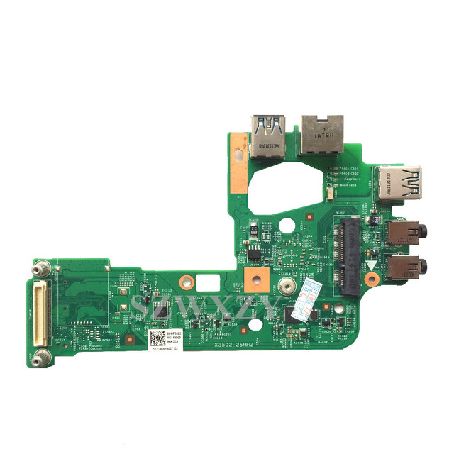 Genuine For Dell N5110 AUDIO USB 3.0 Port LAN Ethernet Board 48.4IF04.011 48.1IE14.011 Full Tested Free Shipping
