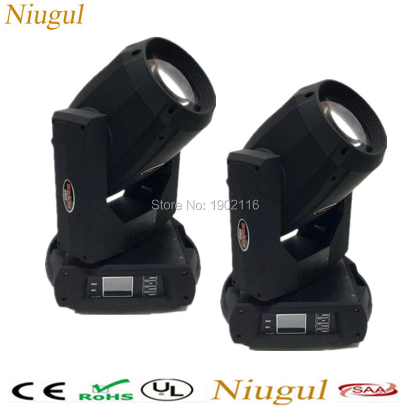 2pcs Professional Beam Light Stage Party Disco Bar Studio 350W 17R Beam Moving Head Lights DMX Spot Light Effect Stage Lighting2pcs Professional Beam Light Stage Party Disco Bar Studio 350W 17R Beam Moving Head Lights DMX Spot Light Effect Stage Lighting