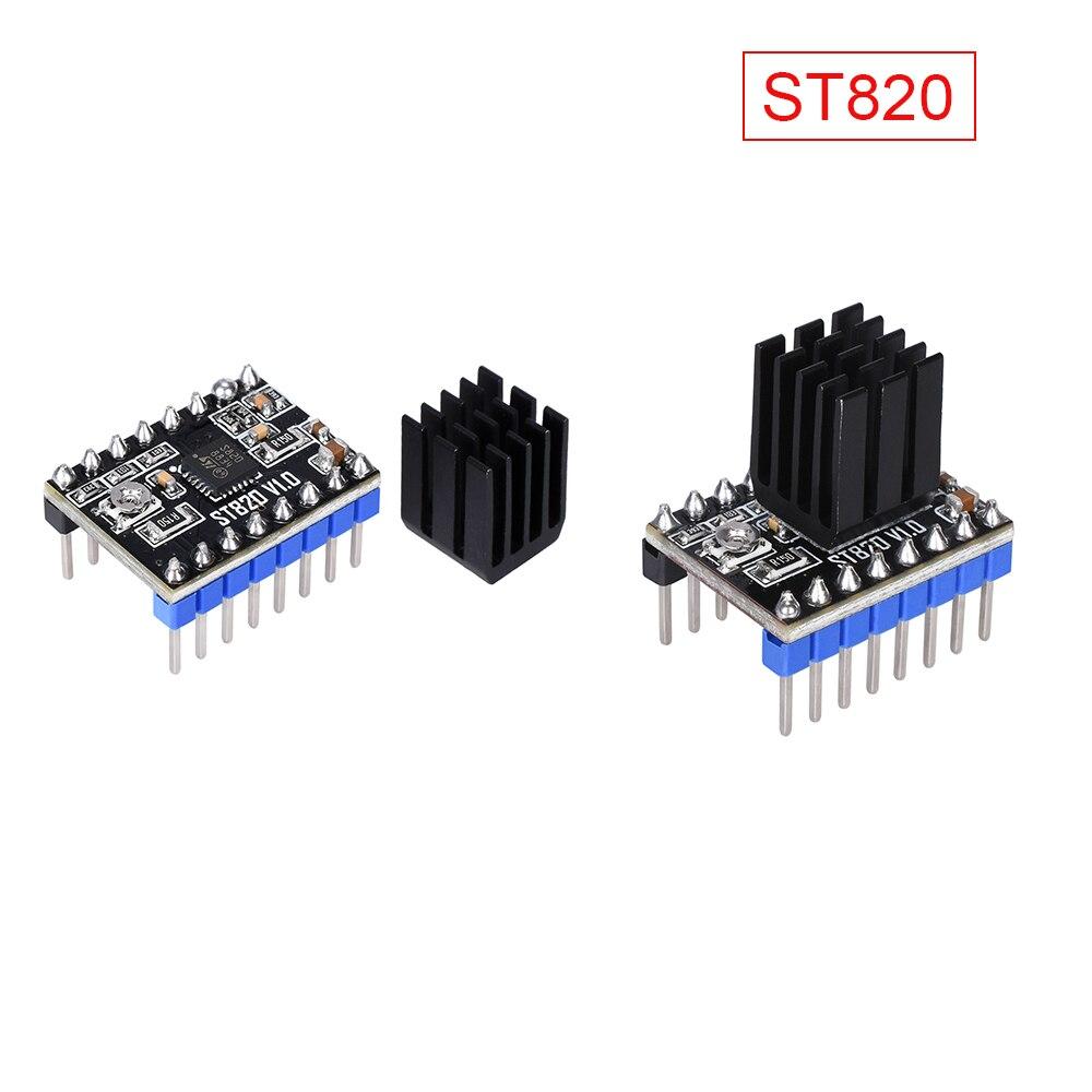 2PCS DRV8825 módulo de Controlador de Motor Paso A Paso Impresora 3D RAMPS 1.4 RepRap Stepstick