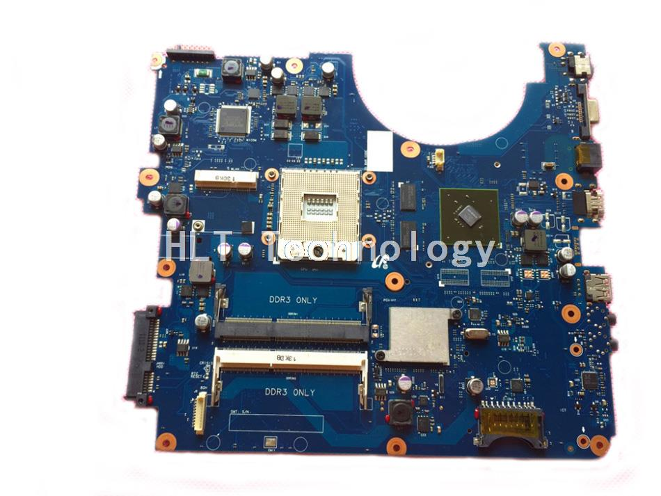 SHELI For Samsung R780 R728 Laptop Motherboard A92-06515A 4 Video memory non-integrated graphics card 100% fully tested k42jb laptop motherboard for asus 4 memory 512m non integrated 100