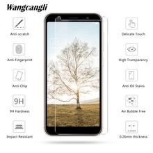 Wangcangli Screen protective flim For ASUS ZB555KL Tempered glass 9H mobile phone glass Ultra-thin Anti-fall glass flim protect flim 6av7 885 2 for simatic hmi ipc 577c