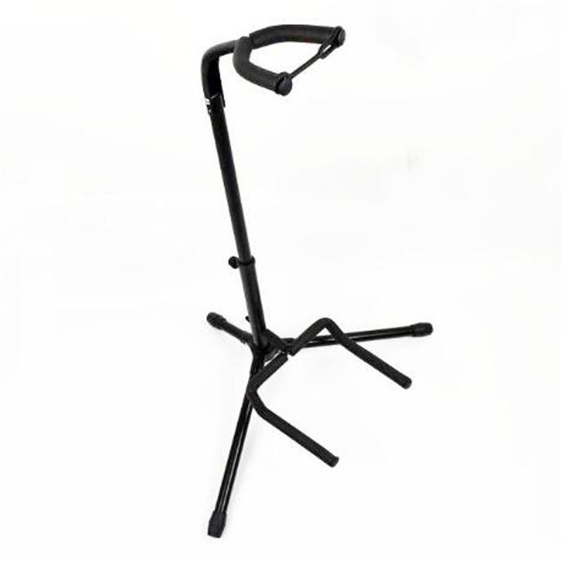 Provided 1pcs Adjustable Guitarra Holder 550x500x250mm Guitar Stand With Folding Legs For Guitar Bass Player Guitar Parts & Accessories Volume Large Musical Instruments