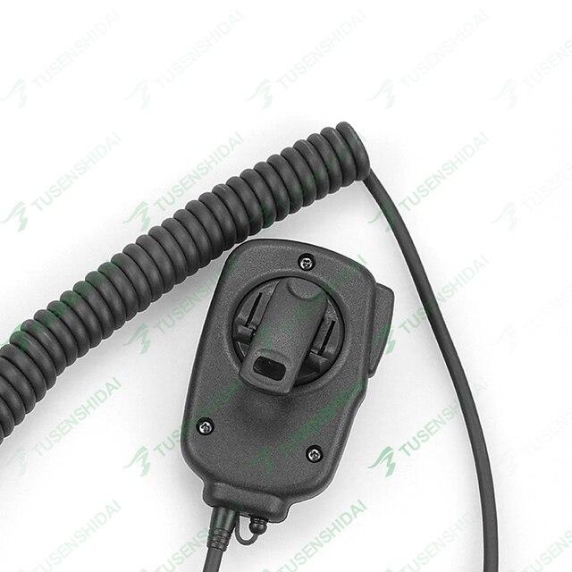 Wysokiej jakości PUXING mikrofon głośnikowy do Puxing PX-2R Radio